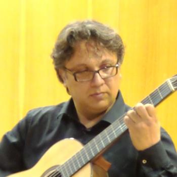Κλασική κιθάρα επί σκηνής