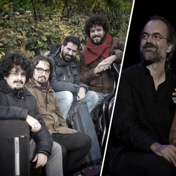Evenos Ensemble και Σωκράτης Σινόπουλος